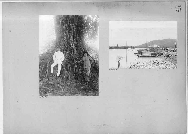 Mission Photograph Album - Burma #1 page 0149