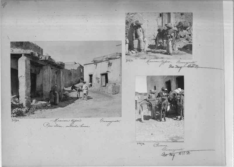 Mission Photograph Album - Mexico #04 page 0200