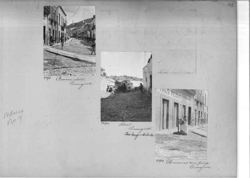 Mission Photograph Album - Mexico #04 page 0203