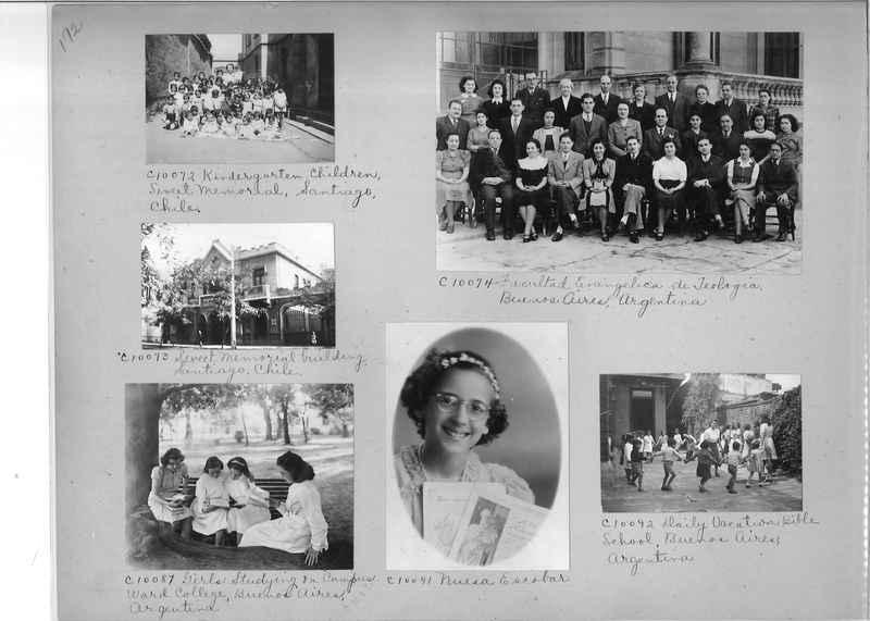 Misson Photograph Album - South America #8 page 0172