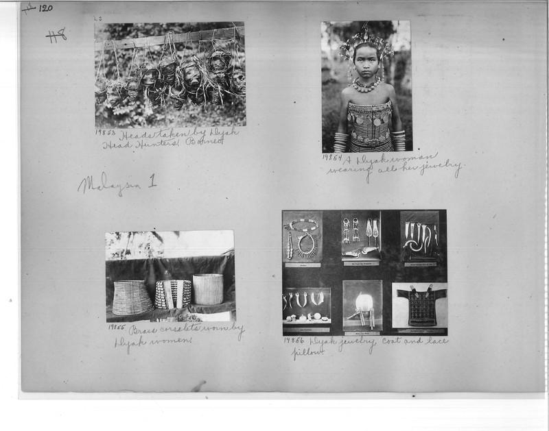 Mission Photograph Album - Malaysia #1 page 0120