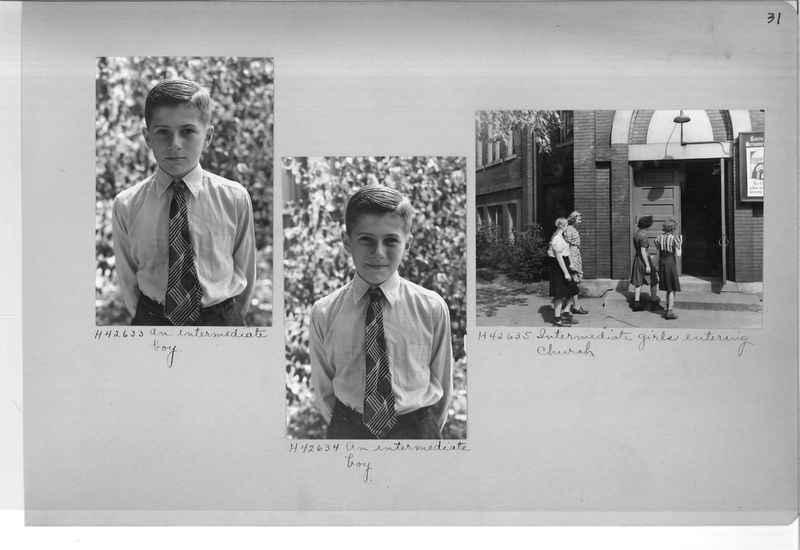 Mission Photograph Album - Religious Education #2 page 0031