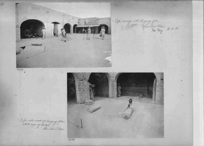 Mission Photograph Album - Mexico #05 page 0112