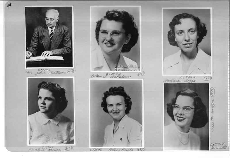 Mission Photograph Album - Portraits #07 Page 0094