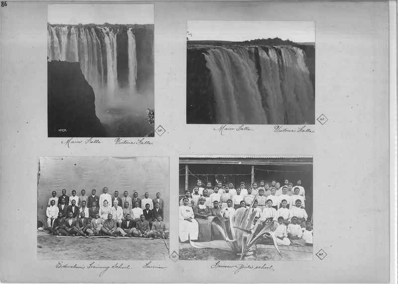 Mission Photograph Album - Africa O.P. #4 page 0086