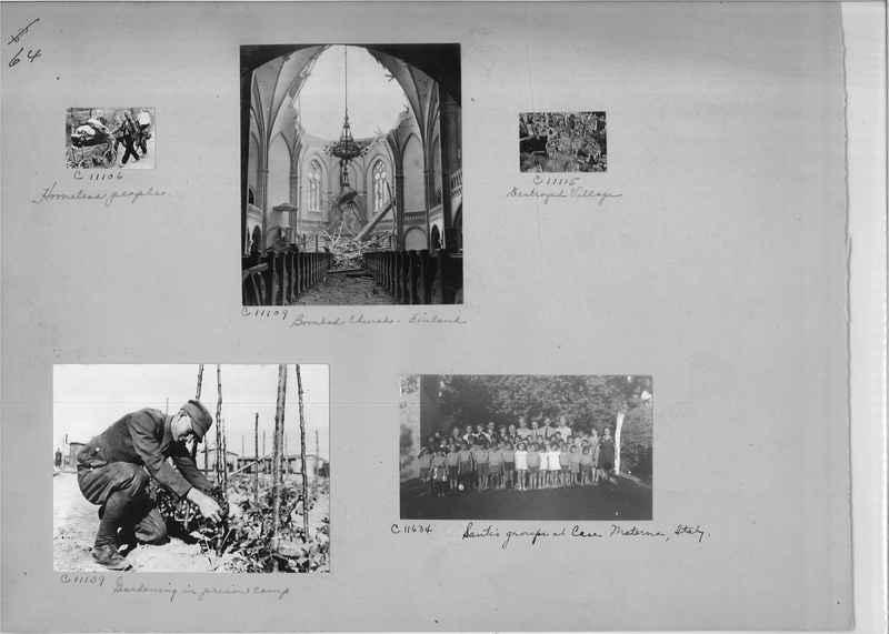 Mission Photograph Album - Europe #09 Page 0064