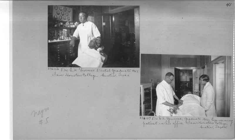 Mission Photograph Album - Negro #5 page 0041