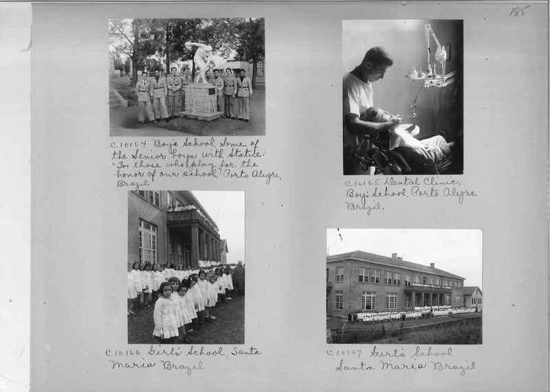Misson Photograph Album - South America #8 page 0185