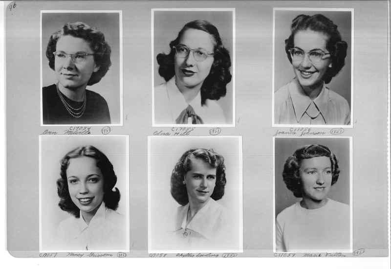 Mission Photograph Album - Portraits #07 Page 0096