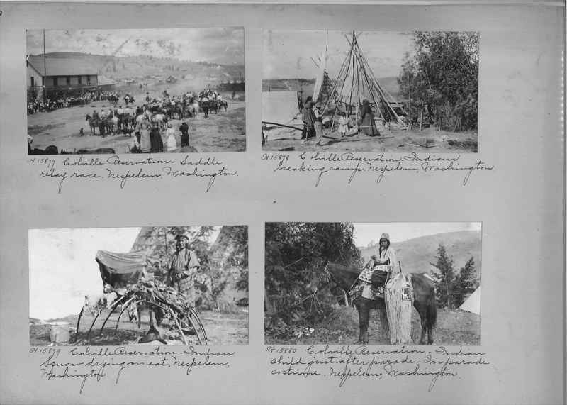 Mission Photograph Album - Indians #2 page_0018