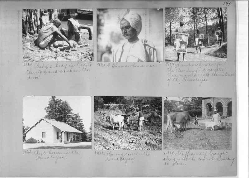 Mission Photograph Album - India #10 Page 0143