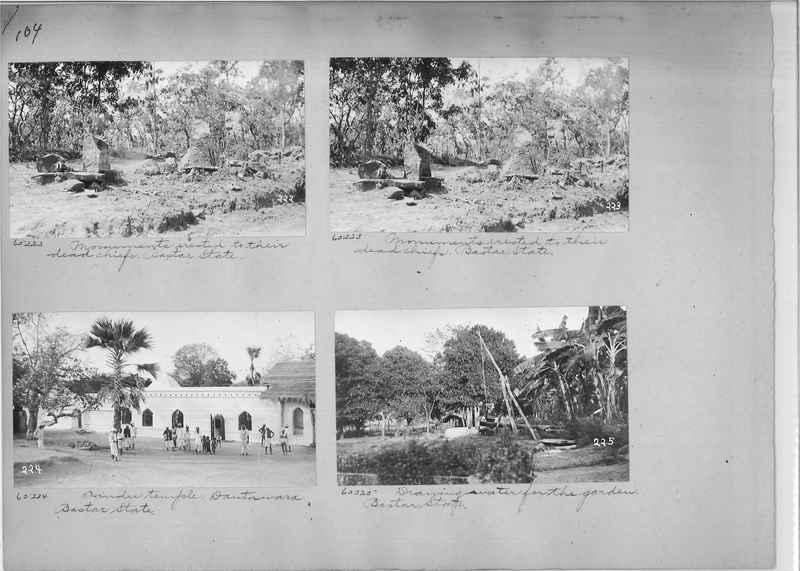 Mission Photograph Album - India #08 Page 0104