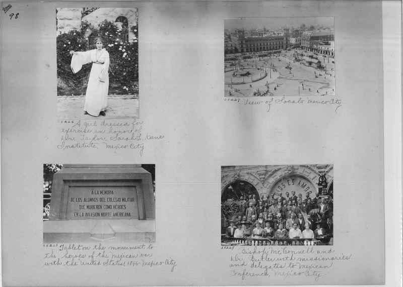 Mission Photograph Album - Mexico #02 Page_0098