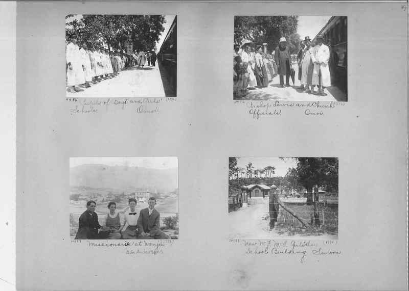 Mission Photograph Album - Korea #2 page 0047