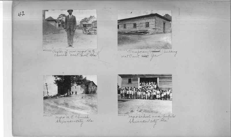 Mission Photograph Album - Negro #4 page 0042