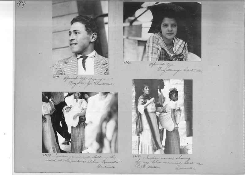 Mission Photograph Album - Panama #04 page 0094