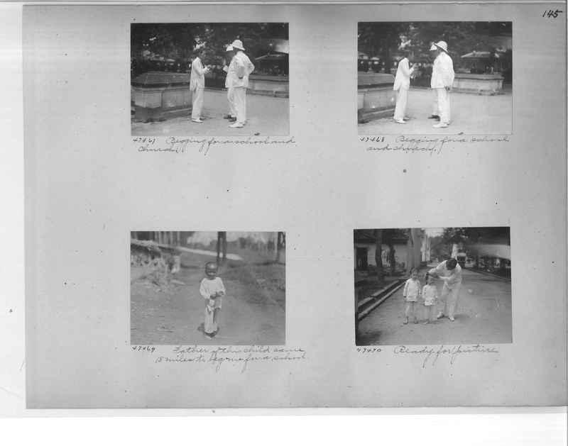 Mission Photograph Album - Malaysia #4 page 0145