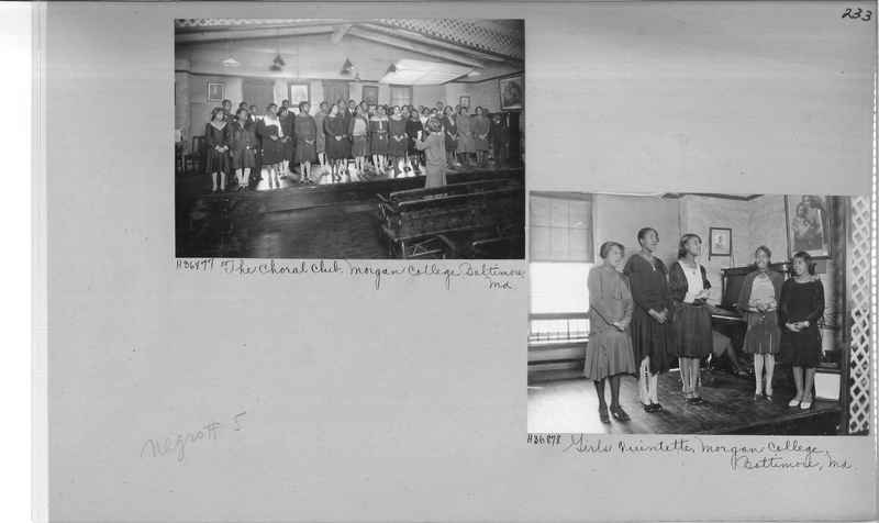 Mission Photograph Album - Negro #5 page 0233