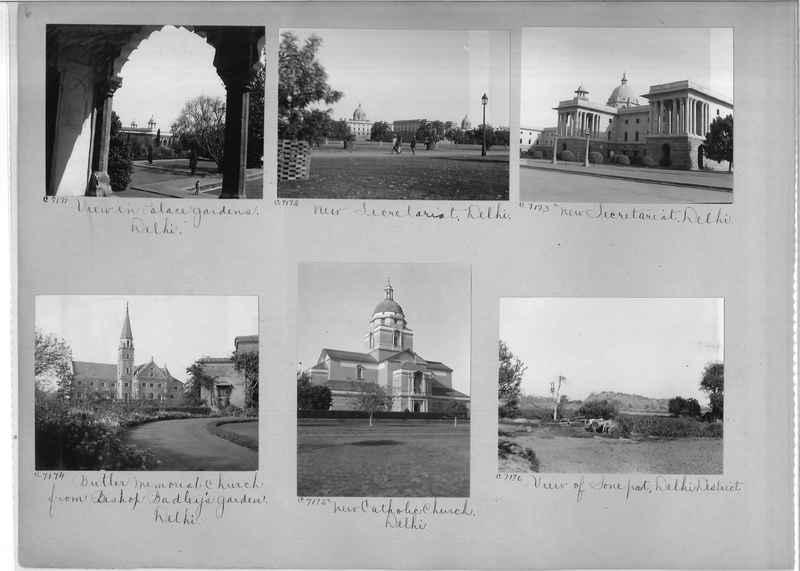 Mission Photograph Album - India #13 Page 0006