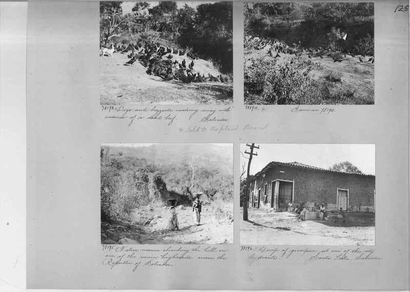 Mission Photograph Album - Panama #04 page 0125