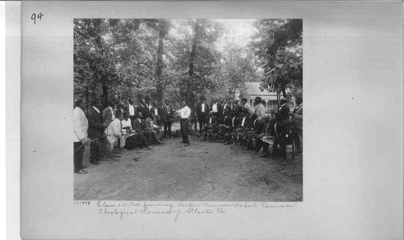 Mission Photograph Album - Negro #4 page 0094