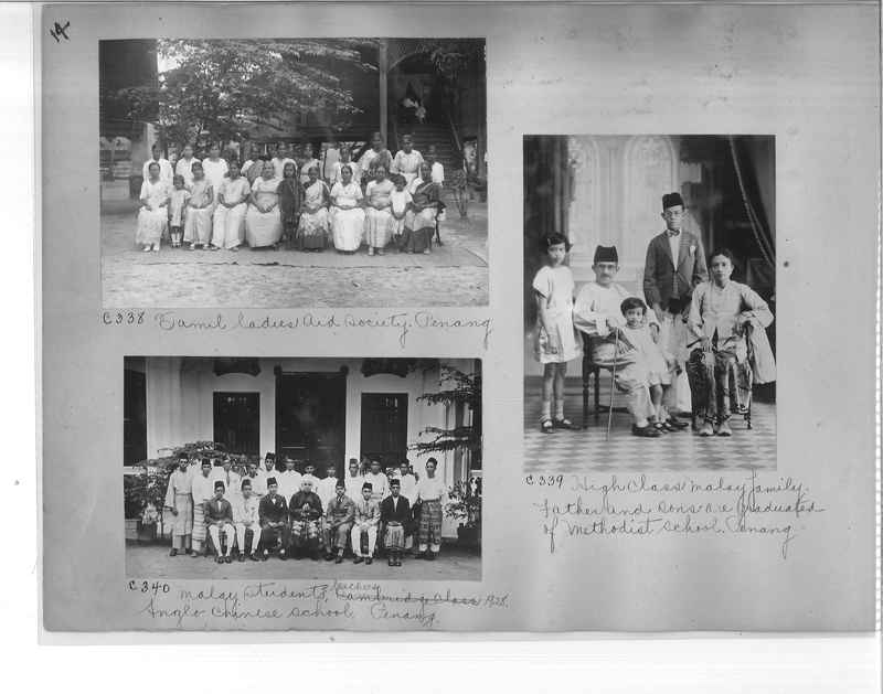 Mission Photograph Album - Malaysia #7 page 0014
