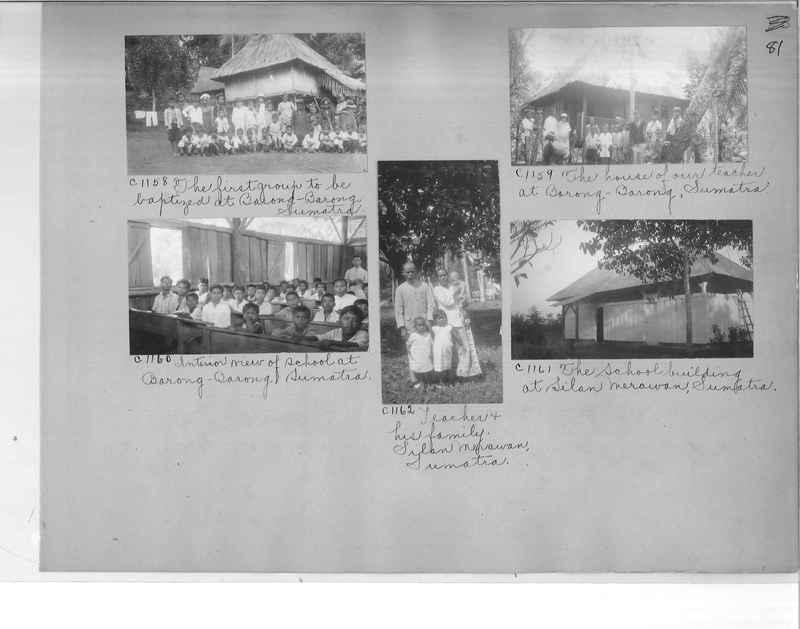 Mission Photograph Album - Malaysia #7 page 0081