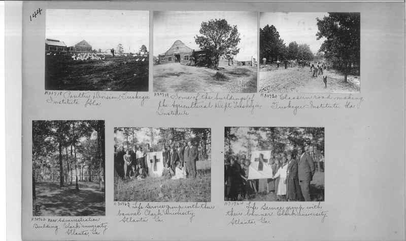 Mission Photograph Album - Negro #4 page 0144