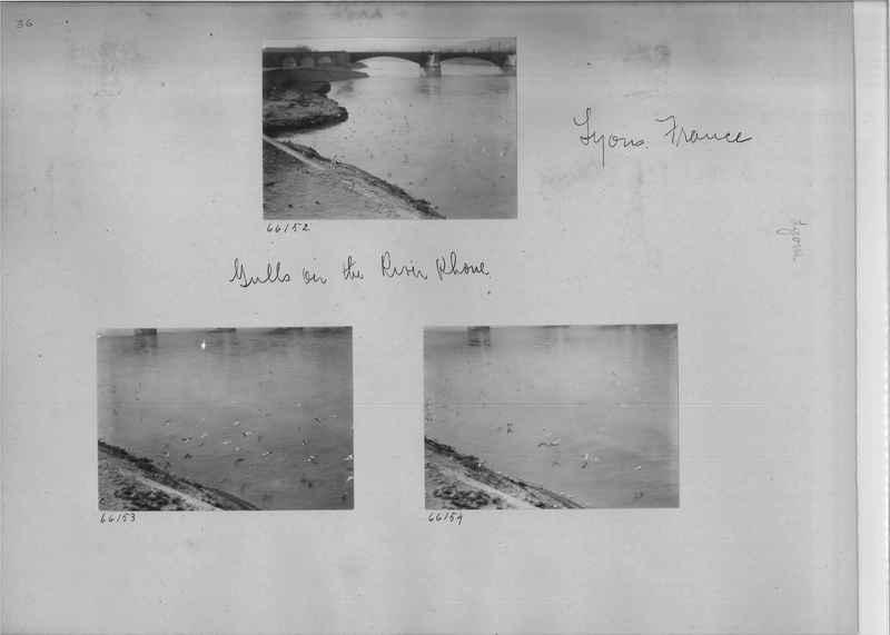 Mission Photograph Album - Europe #05 Page 0036
