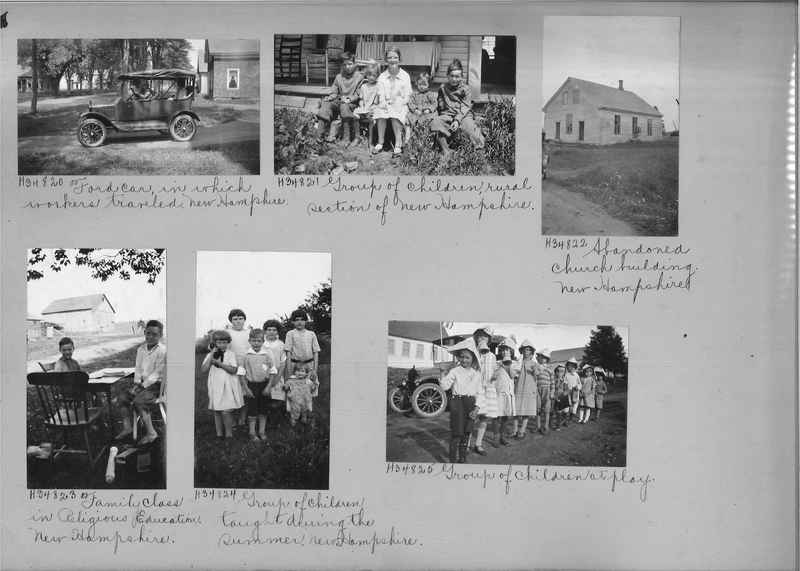Mission Photograph Album - Rural #06 Page_0206