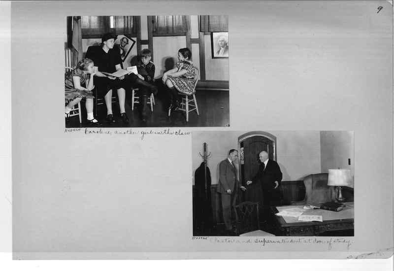Mission Photograph Album - Religious Education #2 page 0009