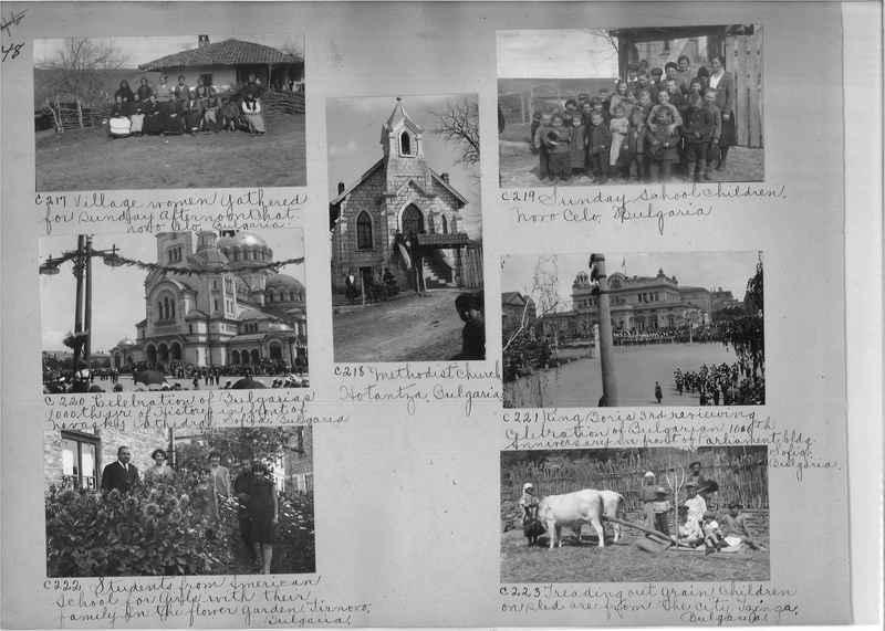 Mission Photograph Album - Europe #09 Page 0048