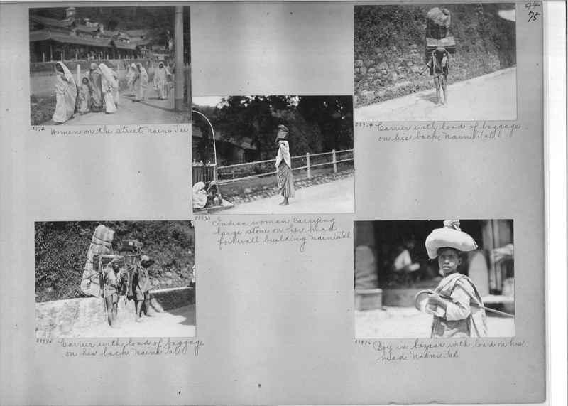 Mission Photograph Album - India #10 Page 0075