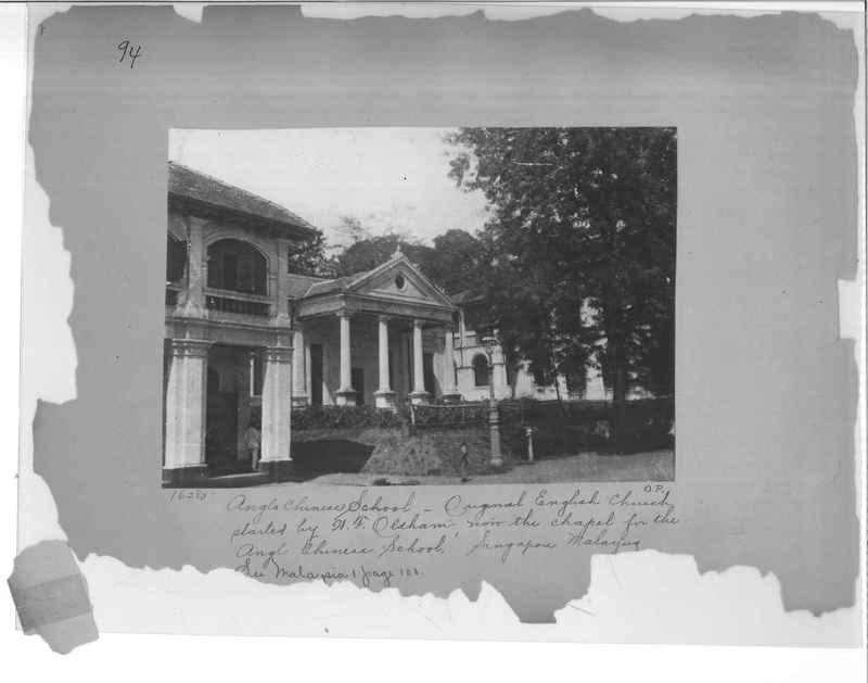 Mission Photograph Album - Malaysia O.P. #1 page 0094