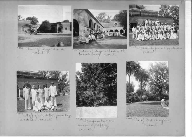 Mission Photograph Album - India #13 Page 0003