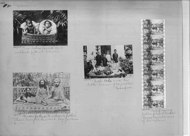 Mission Photograph Album - India #04 page_0182