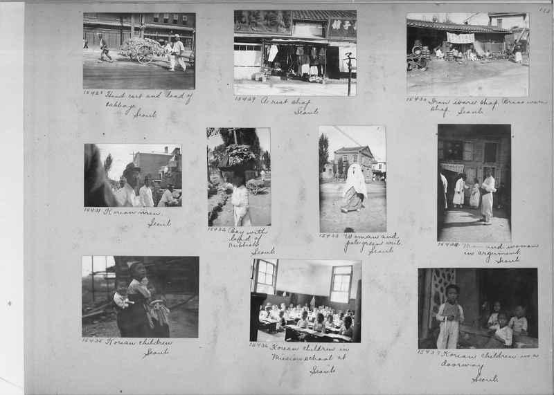 Mission Photograph Album - Korea #2 page 0113