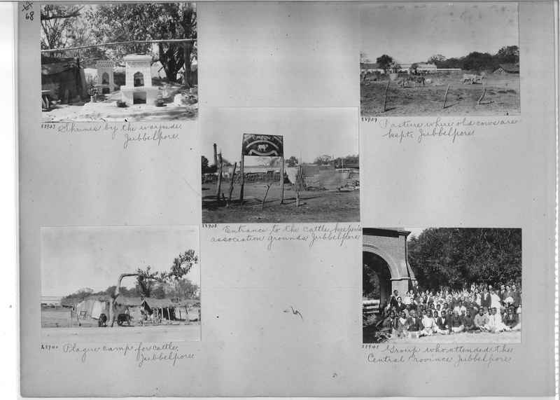 Mission Photograph Album - India #10 Page 0068