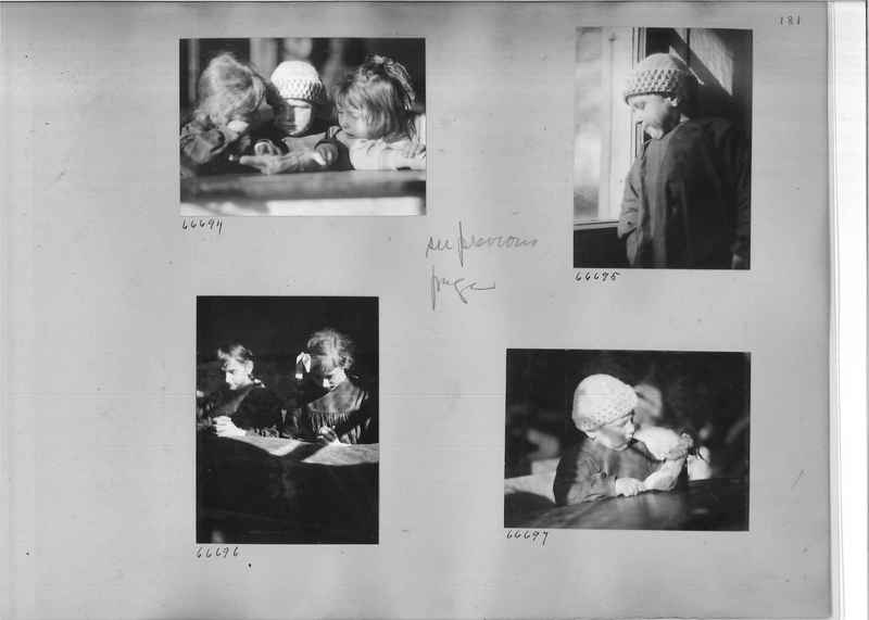 Mission Photograph Album - Europe #05 Page 0181
