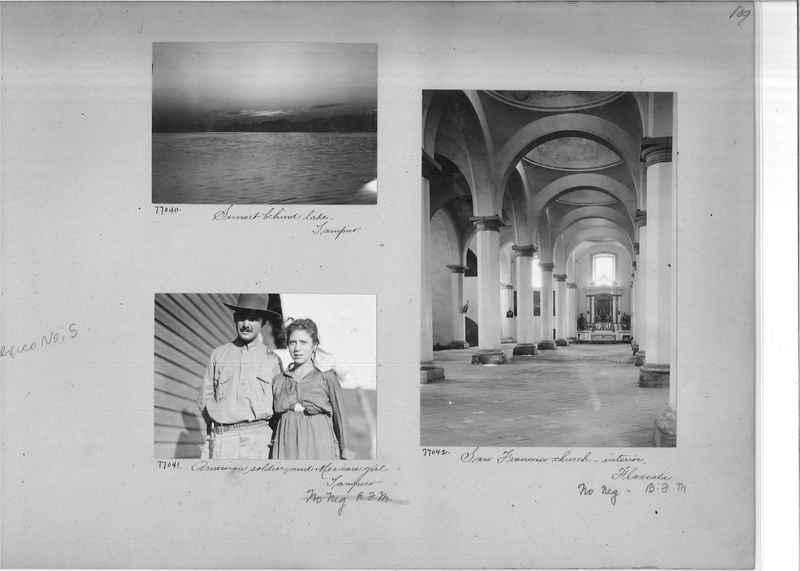 Mission Photograph Album - Mexico #05 page 0109