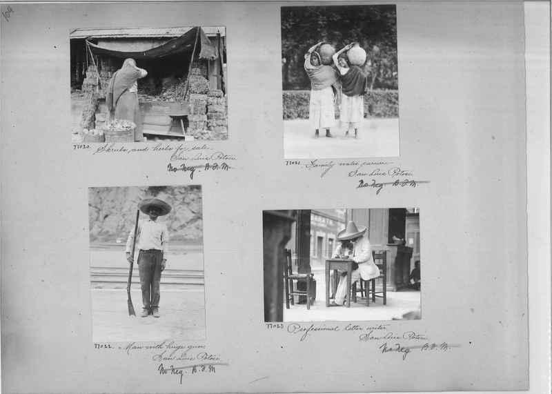 Mission Photograph Album - Mexico #05 page 0104