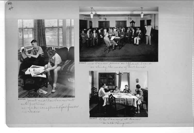 Mission Photograph Album - Religious Education #2 page 0042
