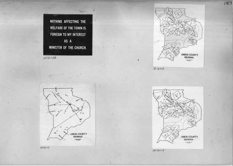 Mission Photograph Albums - Maps-Charts #01 Page_0183