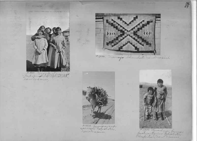 Mission Photograph Album - Indians #2 page_0057