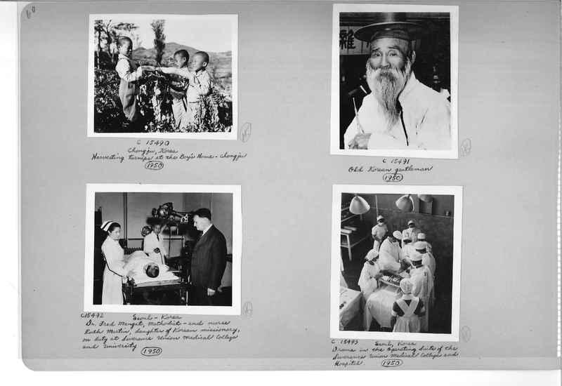 Mission Photograph Album - Korea #6 page 0060