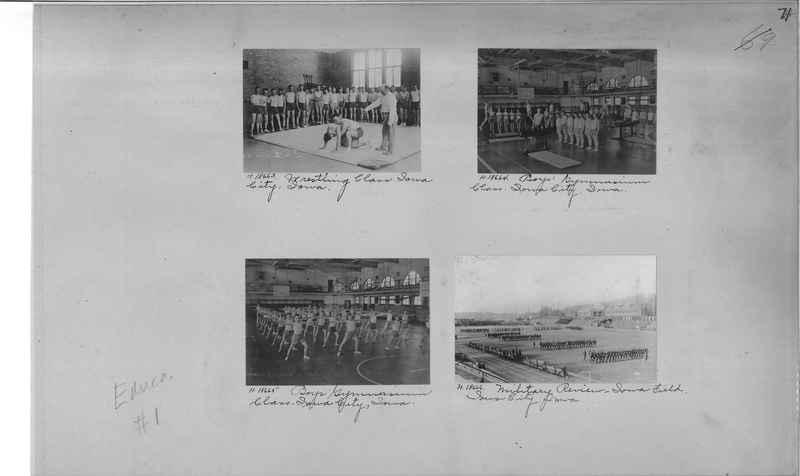 Mission Photograph Album - Education #1 page 0071