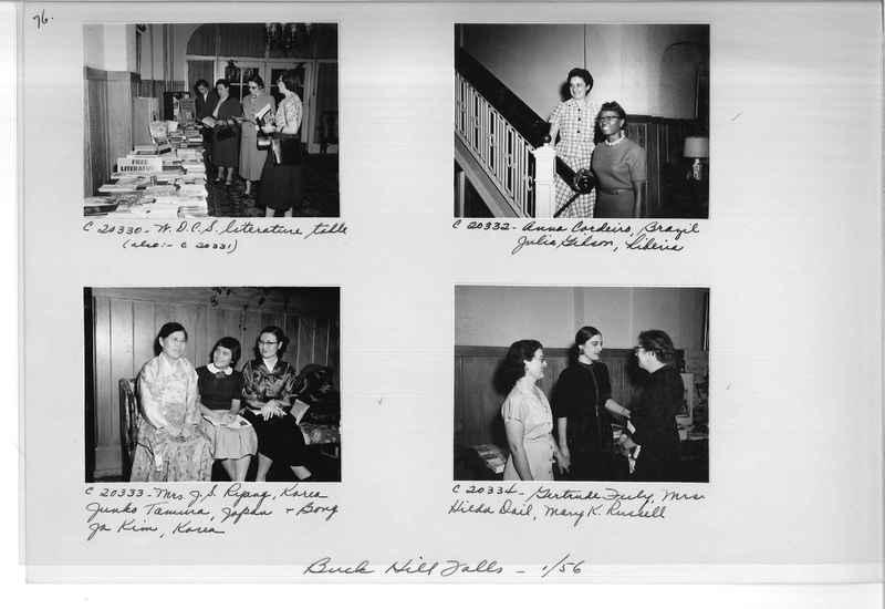 Mission Photograph Album - Portraits #09 Page 0076