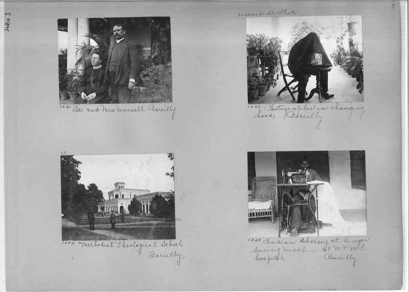 Mission Photograph Album - India #01 page 0007