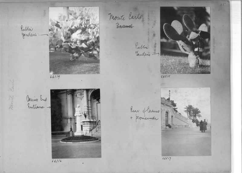 Mission Photograph Album - Europe #05 Page 0025