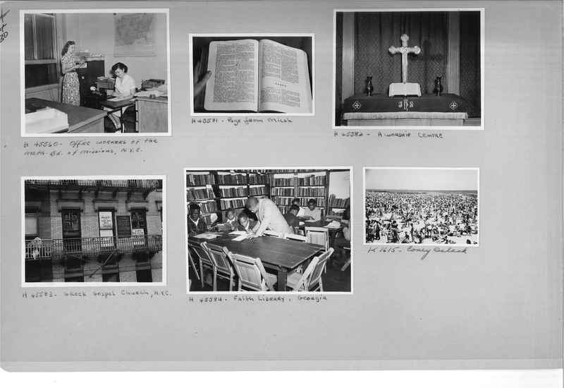 Mission Photograph Album - Miscellaneous #04 Page_0030